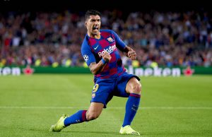Luis Suarez wants Arsenal midfielder to join him at Atletico Madrid