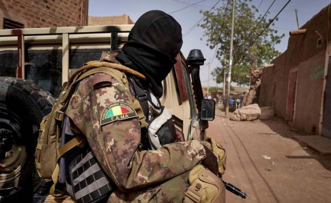Mutiny: US takes action against Malian military