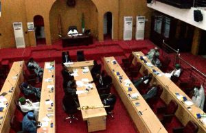 Drama in Osun Assembly as lawmaker rejects Oyetola's nominee