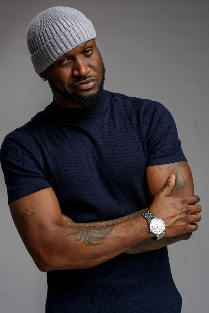 Peter Okoye tells keypad warriors as he reacts to Femi Otedola buying Ferraris for his daughters - Make sure you are making money from trolling people || PEAKVIBEZ