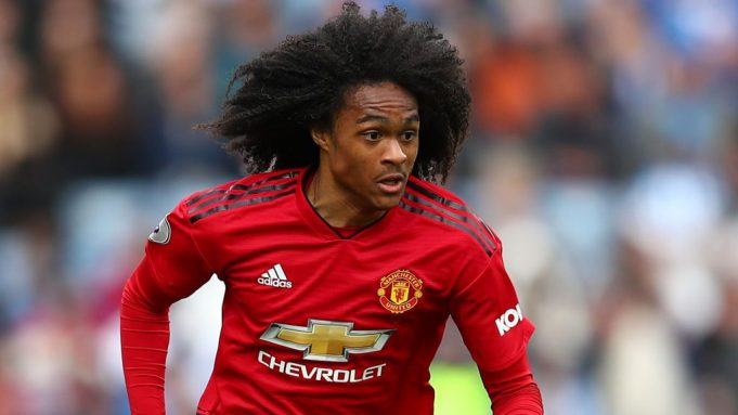 Transfer: Highly rated forward leaves Man Utd for new club