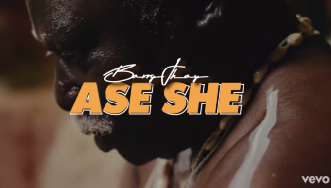 """[Video] Barry Jhay – """"Ashe She"""""""