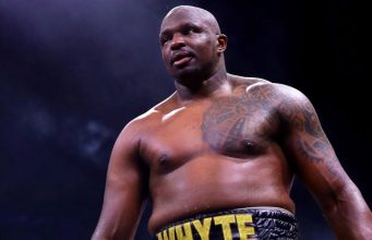 Dillian Whyte reacts after being knocked out by Povetkin, reveals next plan | PEAKVIBEZ