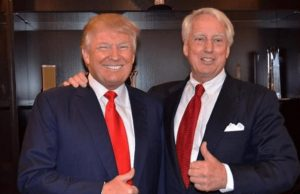 Donald Trump's younger brother, Robert is dead