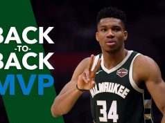 Greek-based Nigerian NBA star, Giannis Antetokounmpo wins Most Valuable Player Award for second straight season || PEAKVIBEZ