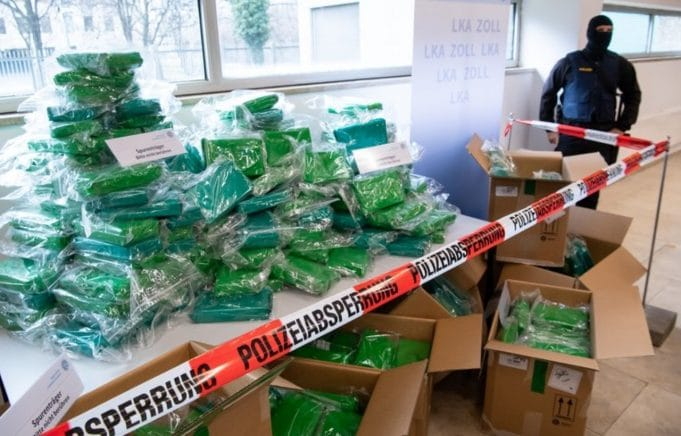 Europol – Cocaine traffic booming amid COVID-19