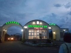 FULAFIA Postgraduate Admission Form For 2020/2021 Session (Updated)