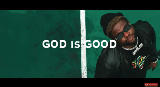 "[Music] Skales – ""God Is Good"""