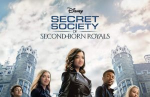 Secret Society of Second Born Royals (2020)