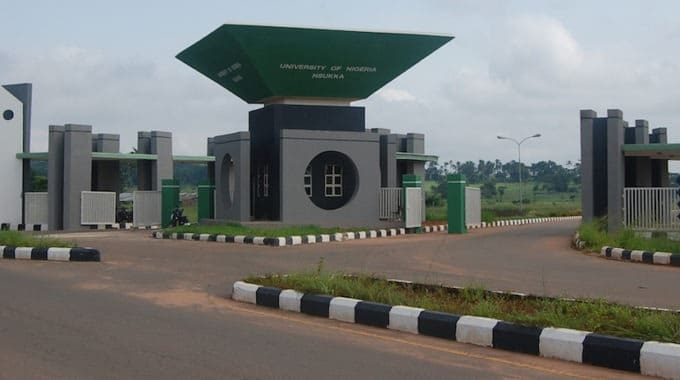 UNN Sandwich, Evening and Diploma Programmes Admission, 2020 (Updated)