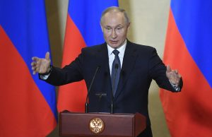 Russian source claims - Vladmir Putin is battling cancer as well as Parkinson's and had emergency surgery in February