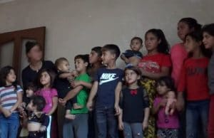 Dad with 19 children names latest newborn 'Enough' as he fears they could starve to death || PEAKVIBEZ