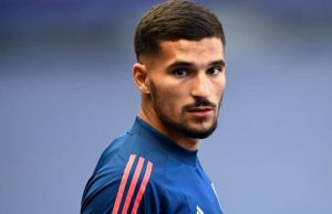 No Arsenal move for Aouar as Lyon star decides to stay