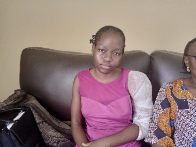 End SARS: My 17-year-old niece was hit by police bullet in our canteen – Woman narrates