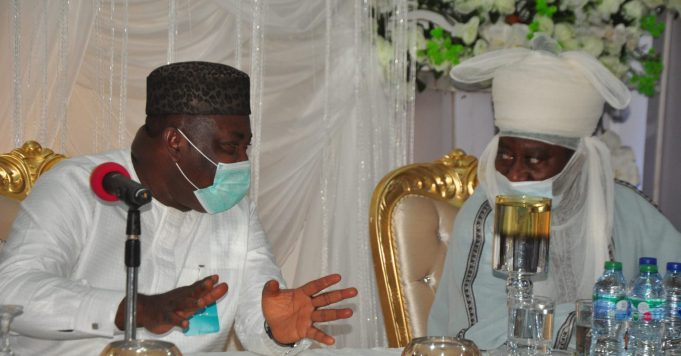 Emir hails Gov. Ugwuanyi on peaceful co-existence with Northern community in Enugu