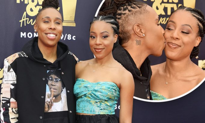 Actress, Lena Waithe's wife, Alana Mayo files for divorce one year after tying the knot || PEAKVIBEZ