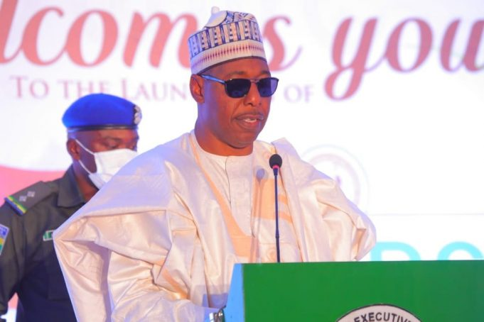 Borno State Govt debunks media reports of attack on Governor Zulum's convoy by Boko Haram