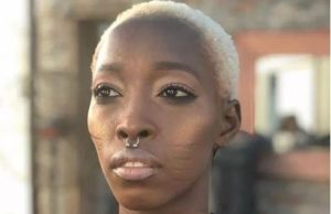 Tribal mark model, Adetutu calls out man asking her for a hookup in her DM but calling her ugly in her comment section