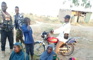 Boko Haram: Troops kill 3 terrorists, rescue women, children in Northeast || PEAKVIBEZ