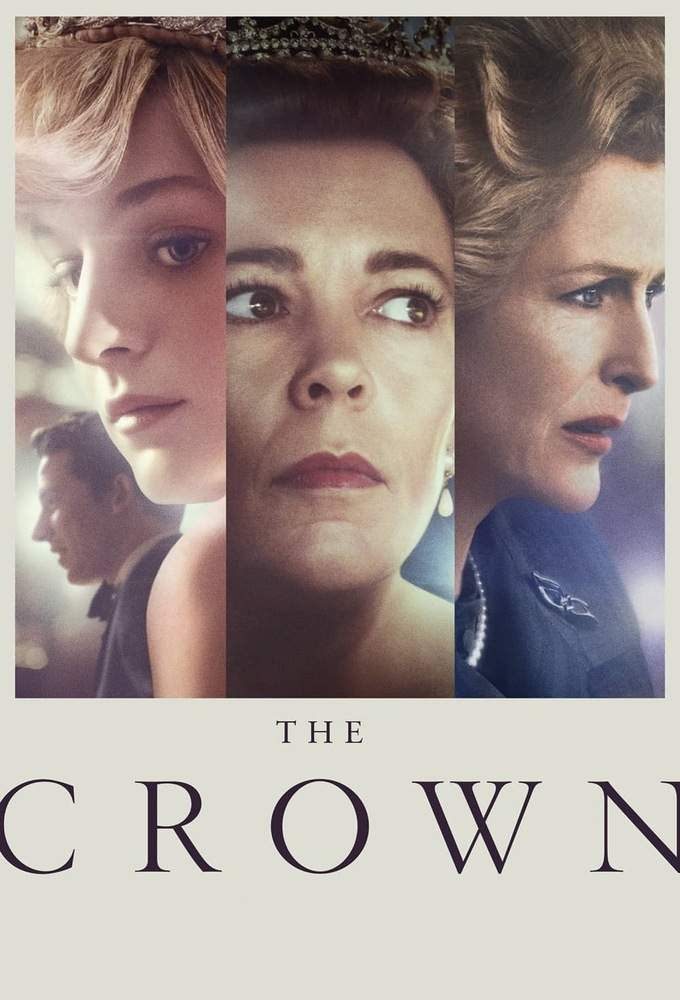 The Crown Complete Season 4