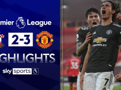 Southampton 2 - 3 Manchester Utd (Nov-29-2020) Premier League Highlights