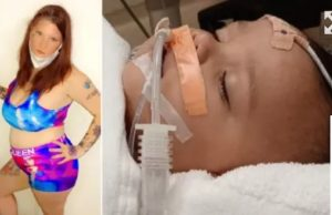 Mother allegedly 'scalded her son to death in hot bath then used his death to beg for cash on Facebook'