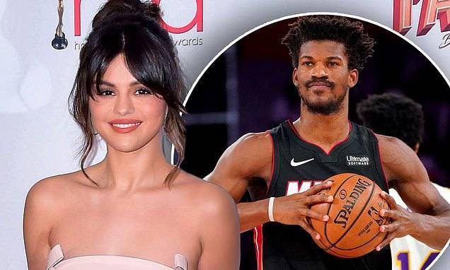 Selena Gomez reportedly dating NBA star Jimmy Butler after they were spotted enjoying a romantic dinner