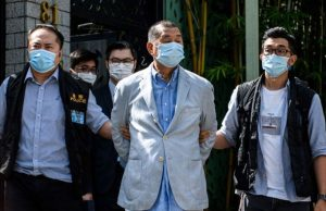 Pro-democracy Media Tycoon, Jimmy Lai jailed for fraud in Hong Kong