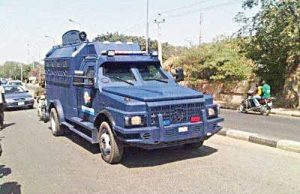 Two bullion vans moving cash without escort impounded by Police