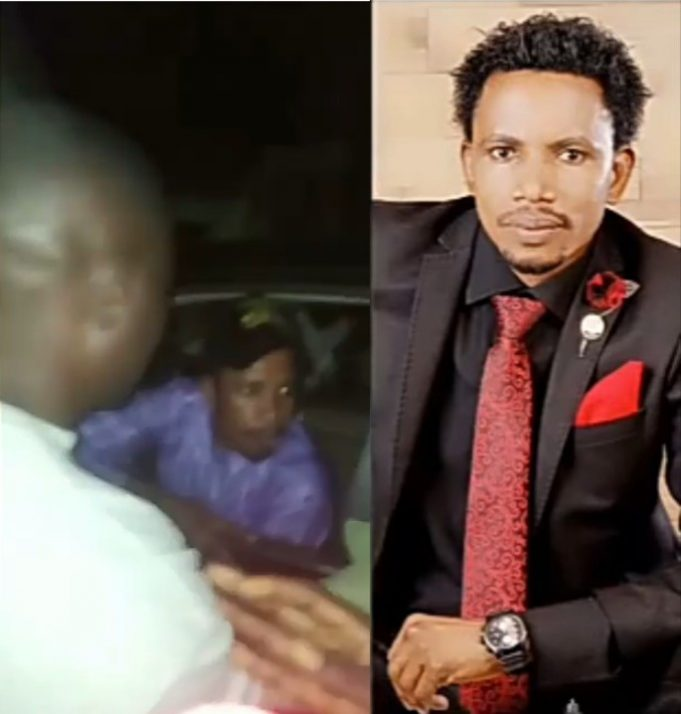 Senator Elisha Abbo captured again slapping a young man repeatedly in his hometown (video)