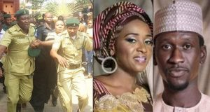 Maryam Sanda heads to Supreme Court as Appeal Court upholds her death sentence