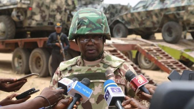 Army spokesperson, Sagir Musa alleges – Boko Haram attacks are sponsored by international community to destabilise Nigeria