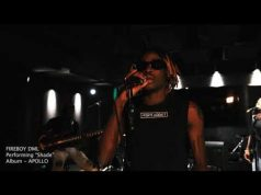 "Fireboy DML – ""Shade"" (Acoustic Session)"