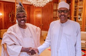 Presidency dismisses report Ogun state government paid N12m into President Buhari's personal account
