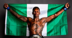 Half of you are just waiting to see me crash - Nigerian MMA fighter, Israel Adesanya slams fake fans as he hits 4 million followers on Instagram || PEAKVIBEZ