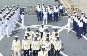 Desertion: Nigerian Navy declares 43 personnel wanted