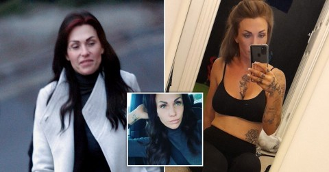 32 year old Mum allegedly lured two boys, 14, back to her home & had sex with one of them after seeing them playing football outside