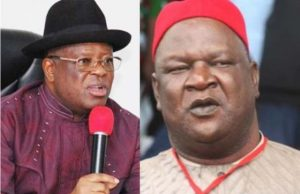Governor Umahi sacks all political appointees from former AGF, Anyim's local government