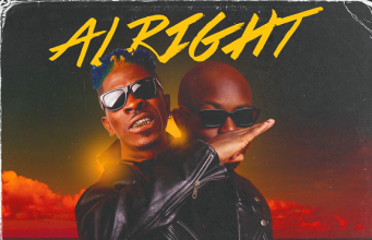 """King Promise – """"Alright"""" ft. Shatta Wale"""