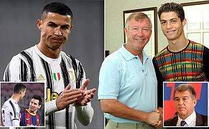 'We turned down chance to sign Cristiano Ronaldo for €17m and I don't regret it' - Ex-Barcelona president Laporta || PEAKVIBEZ