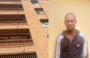 Lady dies after her boyfriend allegedly pushed her from a five-storey building in Anambra [photos ]    PEAKVIBEZ