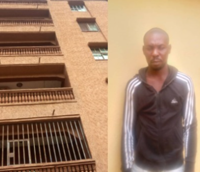 Lady dies after her boyfriend allegedly pushed her from a five-storey building in Anambra [photos ] || PEAKVIBEZ