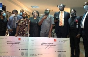 Lagos judicial panel awards N10m each to two victims of police brutality || PEAKVIBEZ