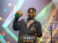 #The14thHeadies: Here is the complete list of winners || PEAKVIBEZ