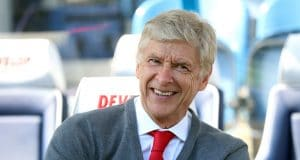 """EPL: Arsenal """"offered Vardy a lot of money"""" – Wenger 