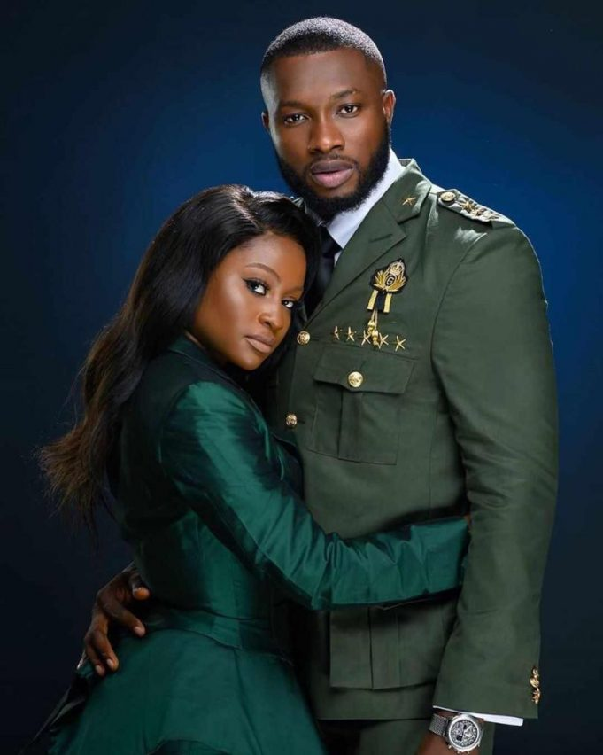 Former Mr Nigeria, Anita Brows spark marriage breakup rumour as couple delete pictures on Instagram
