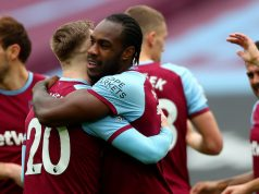 West Ham 2-1 Tottenham: Hammers move fourth in Premier League