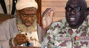Nigerian Army replies Sheik Gumi - We do not deploy troops along ethnic or religious lines || PEAKVIBEZ