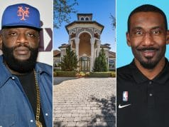 See inside Rick Ross' newly purchased Florida mansion which he bought from ex-NBA star Amar'e Stoudemire for $3.5 Million (photos) || PEAKVIBEZ