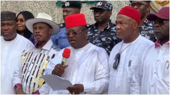 Mixed feelings trail launch of South-East Security outfit, Ebube Agu